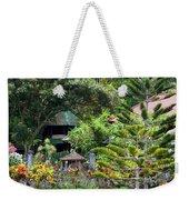 Bali Gardens Weekender Tote Bag
