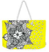 Bali Holiday Weekender Tote Bag
