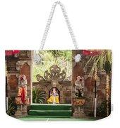 Bali Stage Weekender Tote Bag