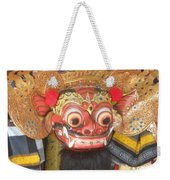 Balinese Barong Weekender Tote Bag