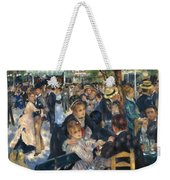 Ball At The Moulin De La Galette 1876 Weekender Tote Bag