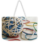 Ball Of Bands Weekender Tote Bag