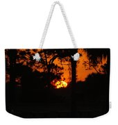 Ball Of Fire Weekender Tote Bag