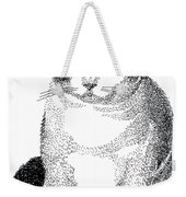 Ball Of Furry Fun Weekender Tote Bag