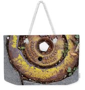 Ball Of Gas The Sun Is Weekender Tote Bag