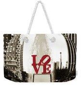 Ball Of Love Weekender Tote Bag