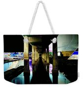 Ballard Bridge Weekender Tote Bag