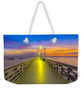 Ballast Point Sunrise - Tampa, Florida Weekender Tote Bag