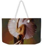 Ballerina Art 0421 Weekender Tote Bag