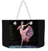 Ballerina Dancing Expressive Weekender Tote Bag