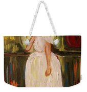 Ballerina Preparation Weekender Tote Bag