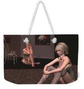 Ballerinia Weekender Tote Bag