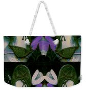 Ballet Art In Popart Style Weekender Tote Bag