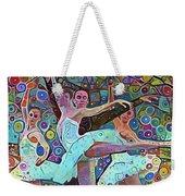 Ballet Carnival Weekender Tote Bag