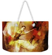 Ballet Dance 3390 Weekender Tote Bag