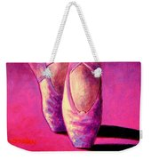 Ballet Shoes  II Weekender Tote Bag
