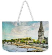 Ballina On The Moy 11 Weekender Tote Bag