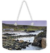 Ballintoy Cottage Weekender Tote Bag