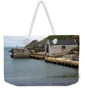 Ballintoy Quayside Weekender Tote Bag