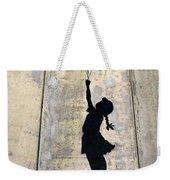 Ballons Girl Weekender Tote Bag