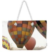 Balloon Day Is A Happy Day Weekender Tote Bag
