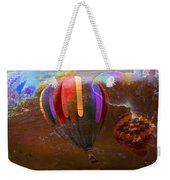Balloon Race Weekender Tote Bag
