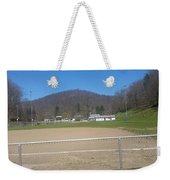Ballpark Weekender Tote Bag