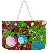 Balls And Clover Weekender Tote Bag