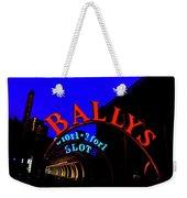 Ballys Early Morning Weekender Tote Bag