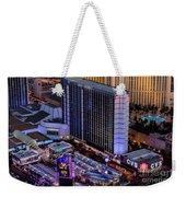 Bally's Hotel, Las Vegas Weekender Tote Bag
