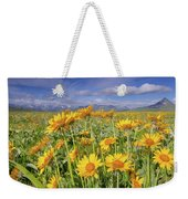 Balsam On The Rocky Mountain Front Weekender Tote Bag