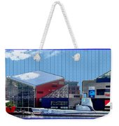 Baltimore Harbor Weekender Tote Bag
