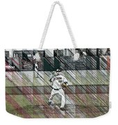 Baltimore Orioles Pitcher - Chris Tillman - Spring Training Weekender Tote Bag