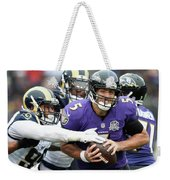 Baltimore Ravens Weekender Tote Bag