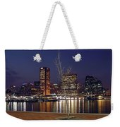 Baltimore Reflections Weekender Tote Bag