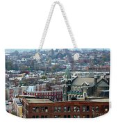 Baltimore Rooftops Weekender Tote Bag by Carol Groenen