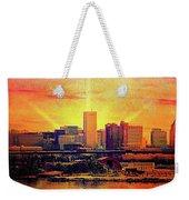 Baltimore Sunrise Weekender Tote Bag