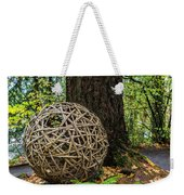 Bamboo Ball Weekender Tote Bag