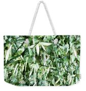 Bamboo Forest In South Carolina Weekender Tote Bag