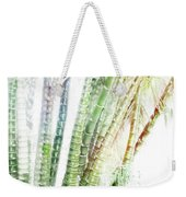 Bamboo Forest Watercolor Weekender Tote Bag