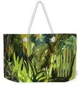 Bamboo Garden I Weekender Tote Bag