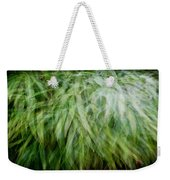 Bamboo In The Wind Weekender Tote Bag