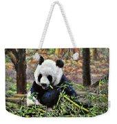 Bamboo Loving Weekender Tote Bag