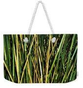 Bamboo Shoots  Weekender Tote Bag