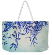 Bamboo Susurration Weekender Tote Bag by Priska Wettstein