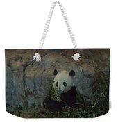Bamboo Thats For Dinner Weekender Tote Bag
