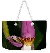 Banana Blossom Weekender Tote Bag