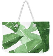 Banana Leaves  3 Weekender Tote Bag