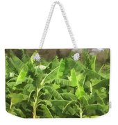 Banana Plantation Weekender Tote Bag