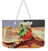 Banana Split Weekender Tote Bag